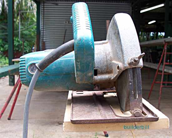 small power saw