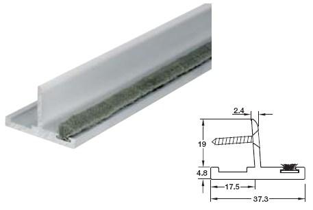 aluminium astragal