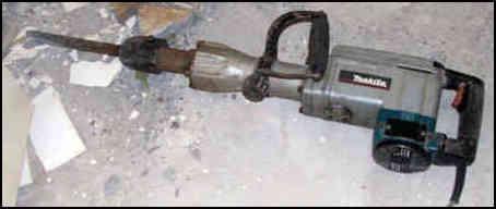 makita demolition breaker