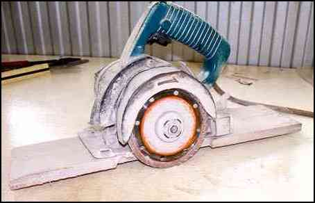 makita 100mm wet saw