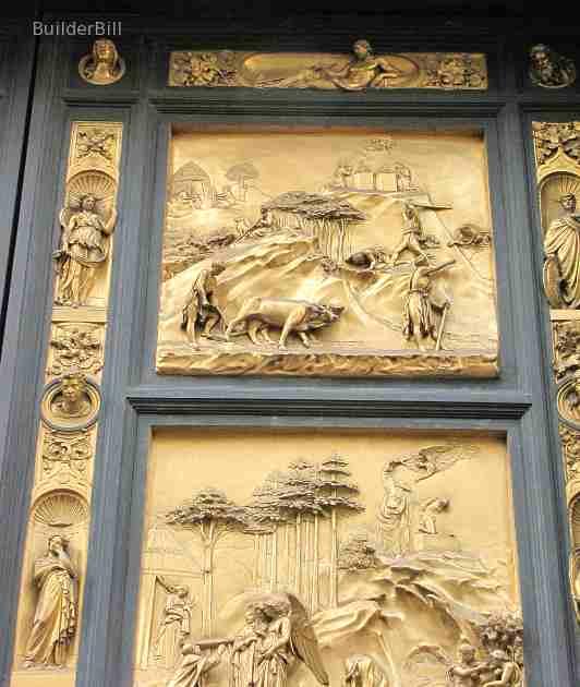 florence gates of paradise