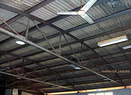belfast roof truss