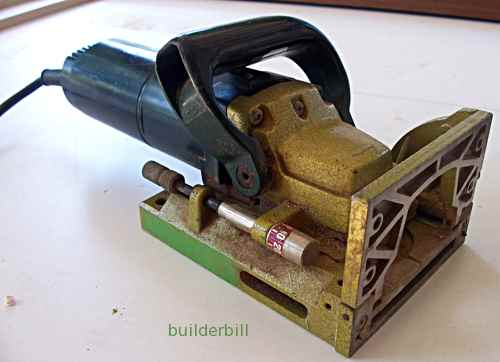 Lamello Top biscuit jointer