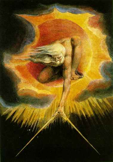 William Blake - the ancient of days
