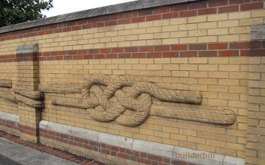 brickwork string courses