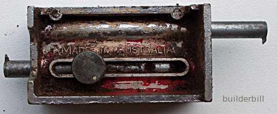 a stanley butt gauge