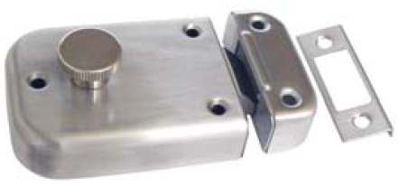 A commercial night latch