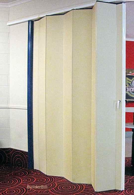 & Concertina Doors