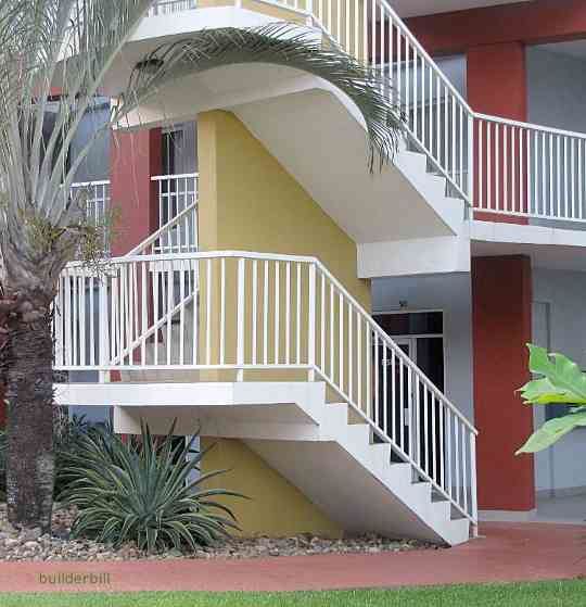 concrete cantilever beams