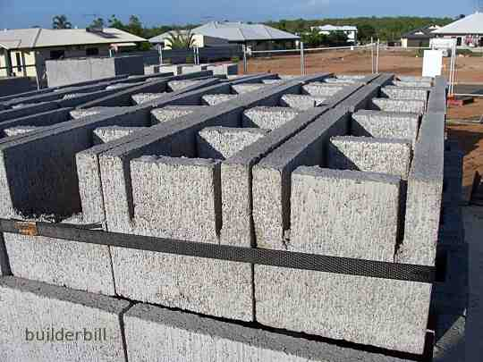 concrete precast blocks