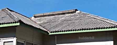 asbestos roofing