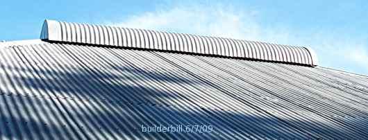 a ridge vent