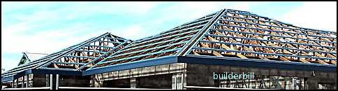 metal nail plate  roof trusses