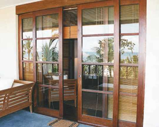 buy timber sliding doors online