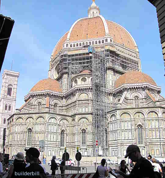 Brunelleschi dome in florence