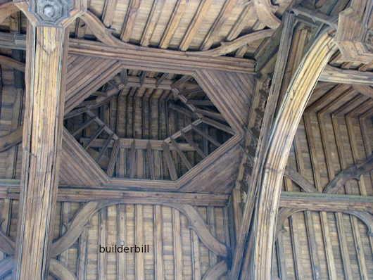 eltham palace hammer beam roof