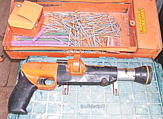 a ramset gun