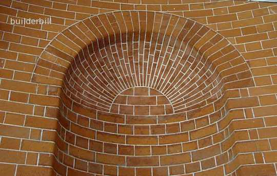 fine face brickwork