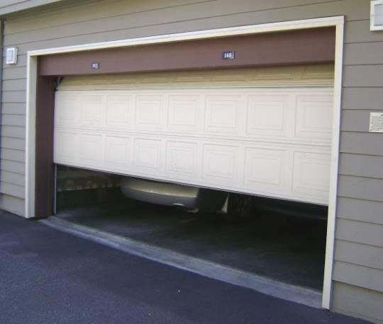 overhead panel doors