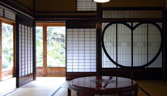 japanese shoji doors