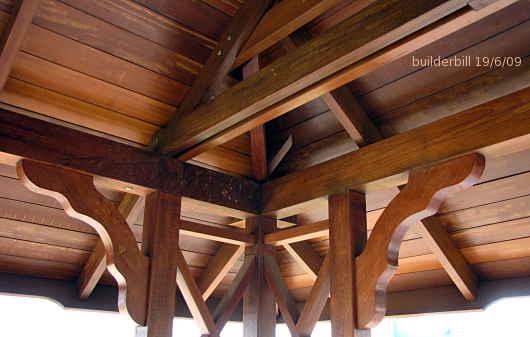 A Javanese roof