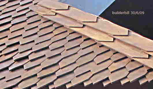 javanese timber shingles