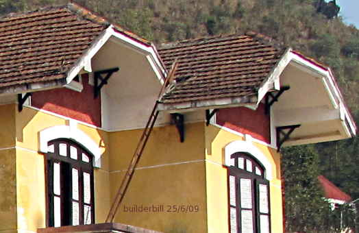 hipped gable