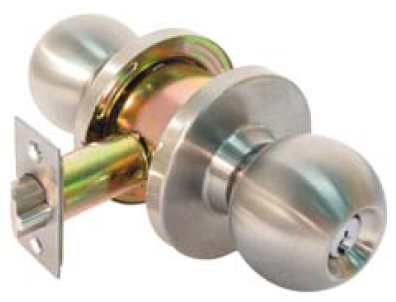 A key in knob set