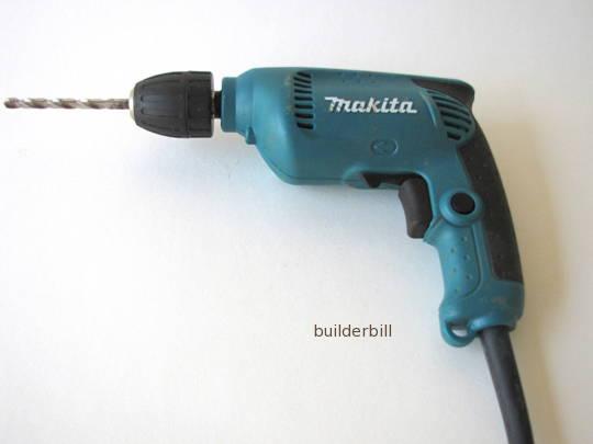 a small electric drill