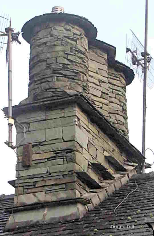 lakeland stone chimneys