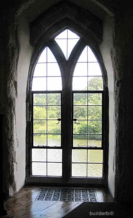 a lancet window