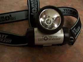 LED headlight torch