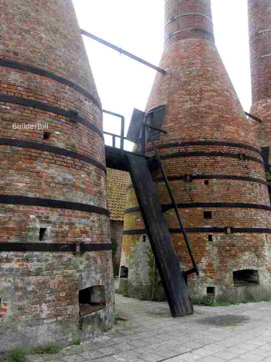 lime kilns in holland