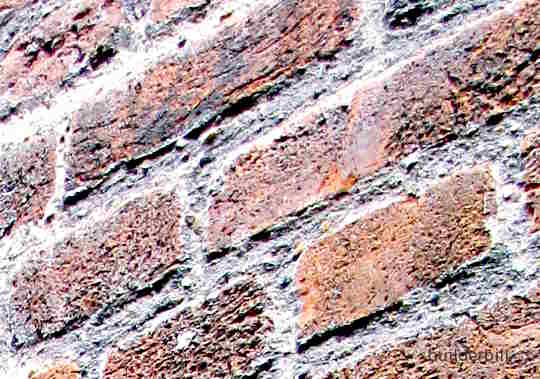 lime mortar and bricks hampton court palace