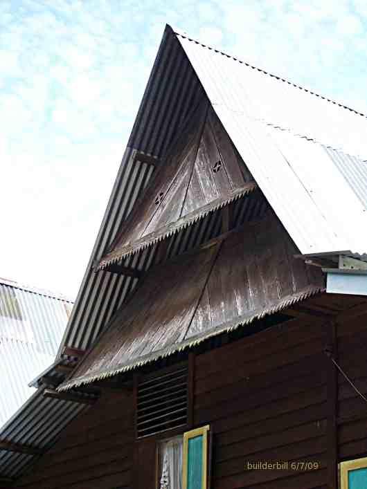 a malay house