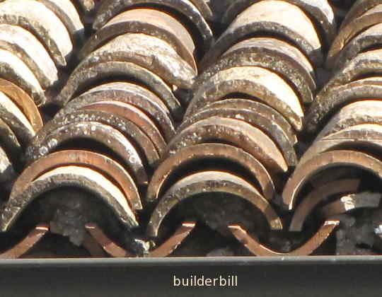 mediterranean terracotta roof tiles