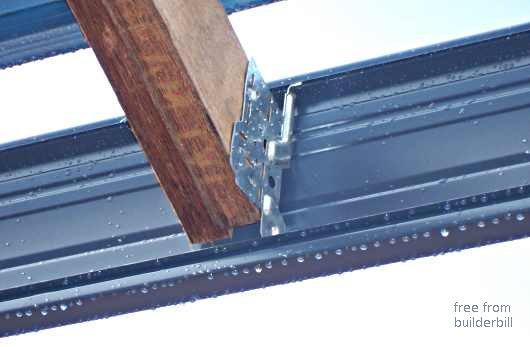 metal fascia