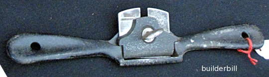 a metal spokeshave