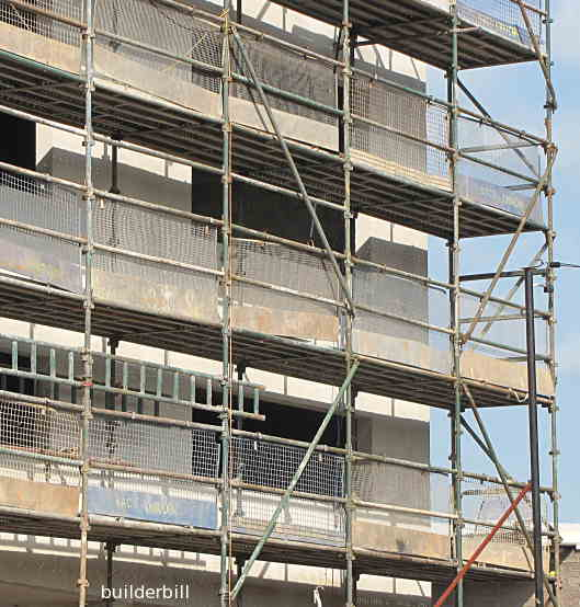 modular scaffold system by acrow