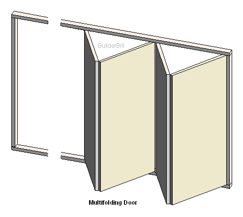 Sophisticated How To Make Folding Doors Contemporary - Exterior ...
