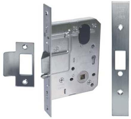 simple mortise lock