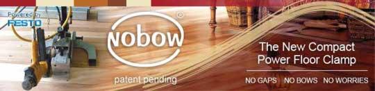 nobow flooring clamp