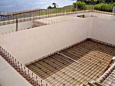 panelform walls