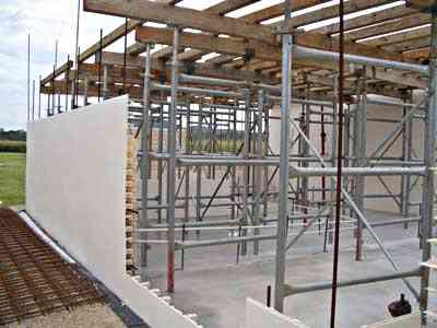 modular formwork walls