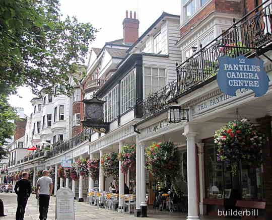 the pantiles, tunbridge wells