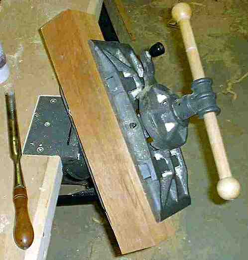 a pattern makers vise