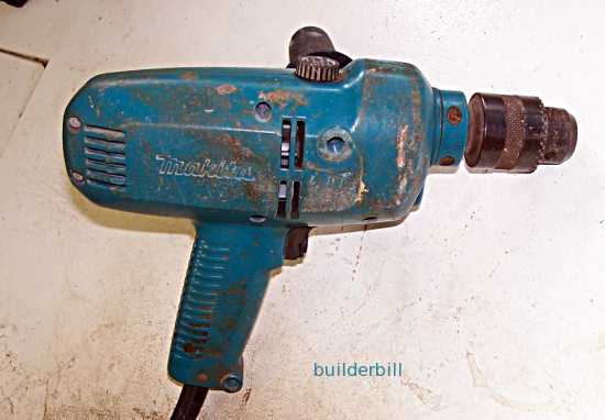 a 12mm makita percussion drill