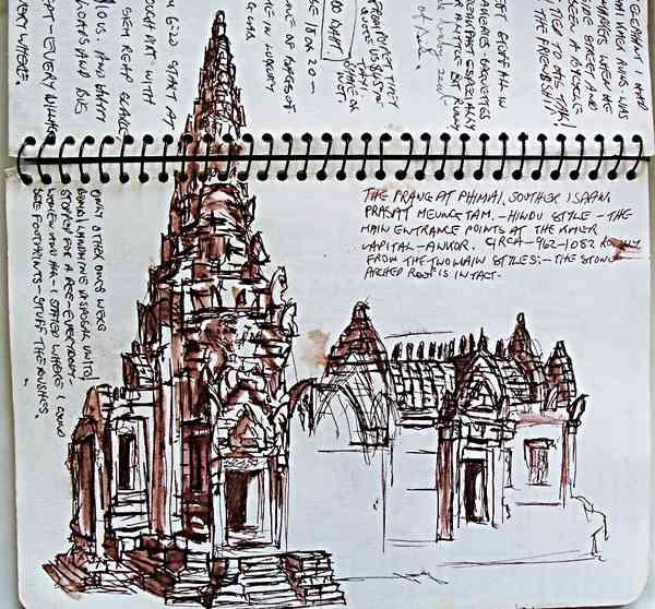 temple at phimai