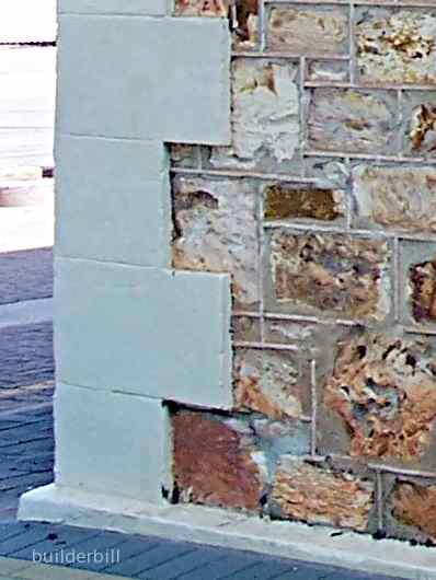 plaster quoins