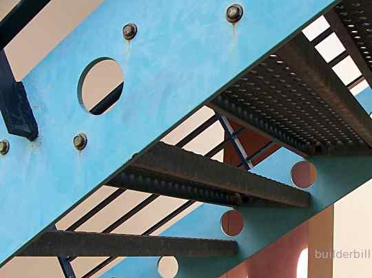 steel plate stringers